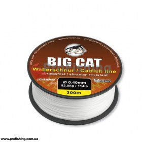 плетеный шнур Cormoran BIG CAT 8-BRAID CATFISH