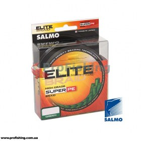 шнур для рыбалки Salmo Elite Braid GREEN