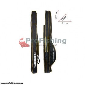 чехол Shimano COMMERCIAL Double Rod and Pole