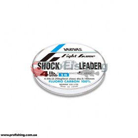 Флюорокарбон Varivas Light Game Shock Leader
