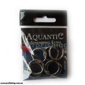 Заводные кольца Aquantic Splitring Stainless