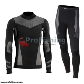 Термобелье Baffin BASE Layer Charcoal