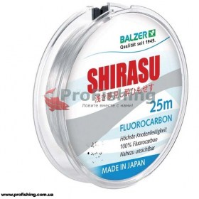 флюорокарбон для рыбалки Balzer SHIRASU Fluor
