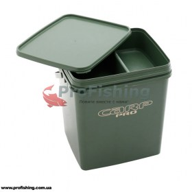 Вeдро сподовое Carp Pro Plastic Bucket
