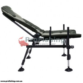 Кресло-платформа Carp Pro 8288 – это профессиональное фидерное кресло. Кресло для рыболовных соревнований.