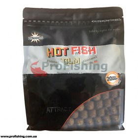 Бойлы Dynamite Baits Hot Fish GLM