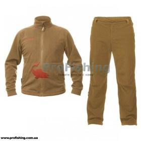 Флисовый костюм Fahrenheit Windbloc койот