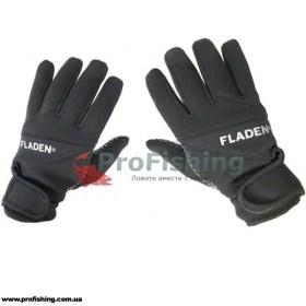 Перчатки Fladen Neoprene Gloves Grip