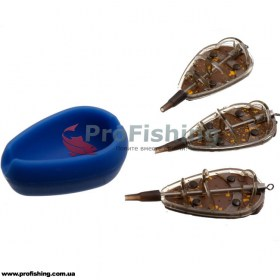 Набор Flagman Flat feeder Medium