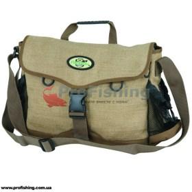 Сумка-садок Flambeau Flax Creel Bag предназначена для хранения пойманного хищника в его естественной среде