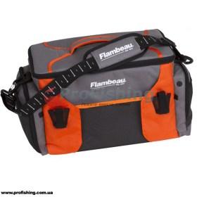 Сумка Flambeau Ritual Large Duffle – это легка и долговечная рыболовная сумка, идеальное соотношение простоты и практичности.