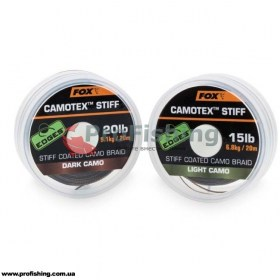 Fox International Camotex Stiff