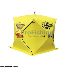 купить палатку для зимней рыбалки Holiday HOT CUBE 3