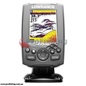 купить эхолот Lowrance HOOK-3x