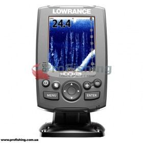 купить эхолот Lowrance HOOK-3x DSI
