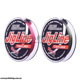 шнур для рыбалки Momoi JIGLINE TAKUMI