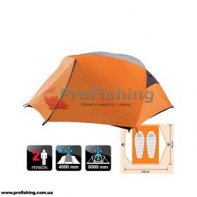 туристическая палатка для отдыха и рыбалки Norfin BEGNA 2