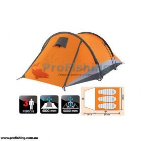 палатка для рыбалки и а активного отдыха Norfin GLAN 3