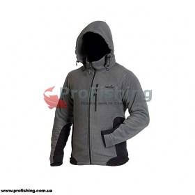 Куртка флисовая Norfin OUTDOOR Grey
