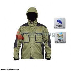 Куртка рыболовная Norfin PEAK Green