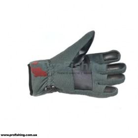 Перчатки Norfin Shifter - для рыбалки, прогулок и спорта, с утеплителем Thinsulate.