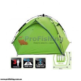зимняя палатка для рыбалки Norfin TENCH 3