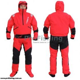 Костюм Ordana Dry Suit S.K.Y. - для гребли на каяках, САП, для водного туризма, а также для рыбалки