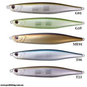 воблер O.S.P. BENT MINNOW 106