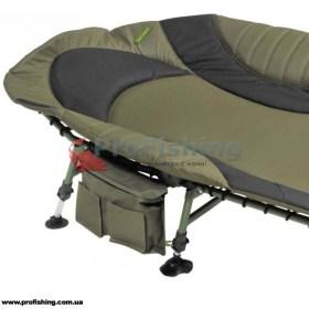 карповая кровать Pelzer Executive Bed Chair