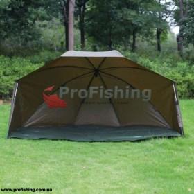 карповая палатка для рыбалки Pelzer Magic Brolly