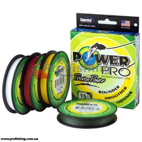 плетеный шнур для рыбалки Power PRO