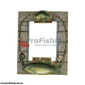 купить фоторамку Riversedge Dad's Fish Frame 4