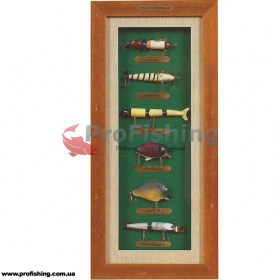 картина Riversedge Deluxe Lure History Box
