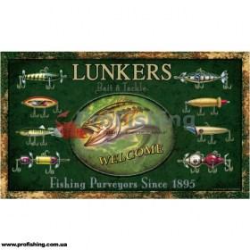 рыболовный сувенир - коврик Riversedge Рыбалка
