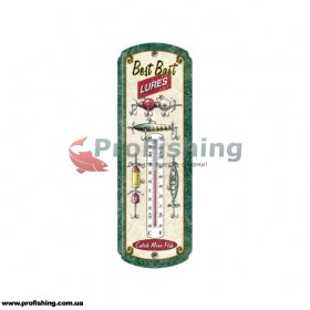 термометр Riversedge Fishing Lure Tin Thermometer