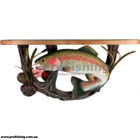 купить полку Riversedge Trout Wood Shelf