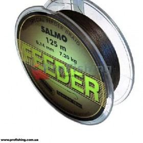 плетеный шнур Salmo FEEDER