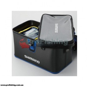 Сумка Shimano Hard EVA Tackle Boat Bag