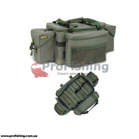 карповая сумка Shimano OLIVE CARP COMPACT CARRYALL