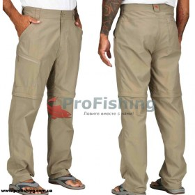 Брюки Simms Superlight Zip-Off Pants
