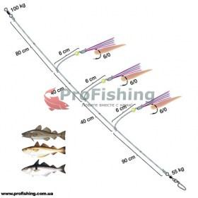 Оснастка для моря Spro Cod Flasher 1