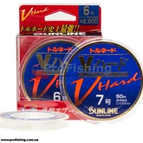 флюорокарбон Sunline V HARD HG