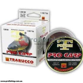 карповая леска Trabucco T-Force Pro-Carp