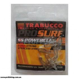 Клипса Trabucco Prosurf SS Powerclip