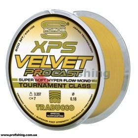 Леска Trabucco S-Force XPS Velvet Pro Cast