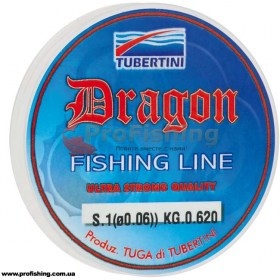 рыболовная леска Tubertini Dragon Green