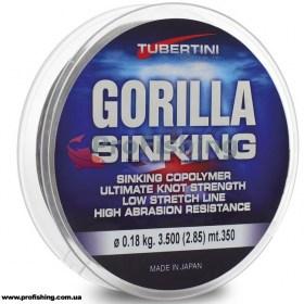 тонущая леска Tubertini GORILLA Sinking