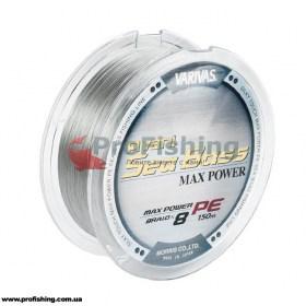 плетеный шнур Varivas AVANI Seabass Max Power PE