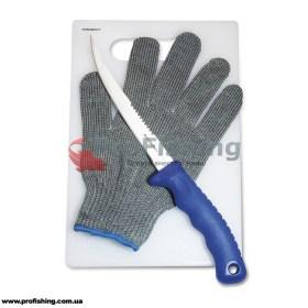 Нож WFT Ardent 7 с доской и перчатками