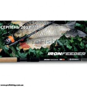 Фидерное удилище Zemex IRON Feeder 270